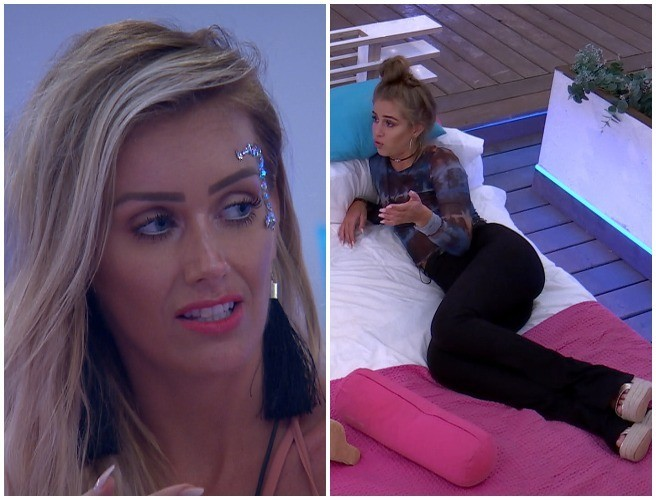WATCH: Laura Finds Out About Georgia & Jack's Kiss On Tonight's Love Island