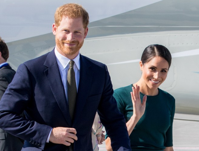 Here's Where Meghan And Harry Will Be In Dublin Today