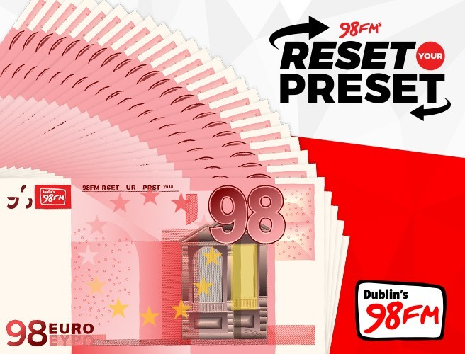 98FM Is Giving Away Thousands Of Euro Across Dublin