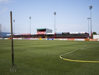 Sligo Rovers, The Showgrounds