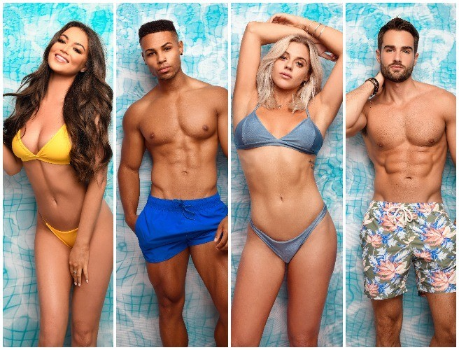 Four New Contestants To Enter Love Island Tonight