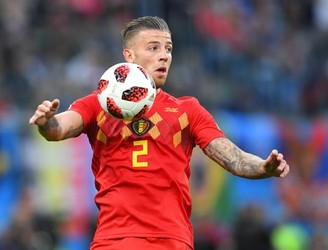 Toby Alderweireld drops a big hint about his future