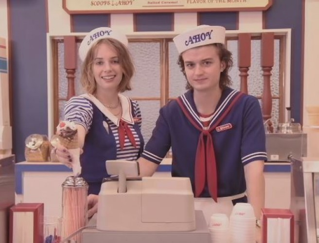 Watch The First Teaser For Stranger Things Season 3