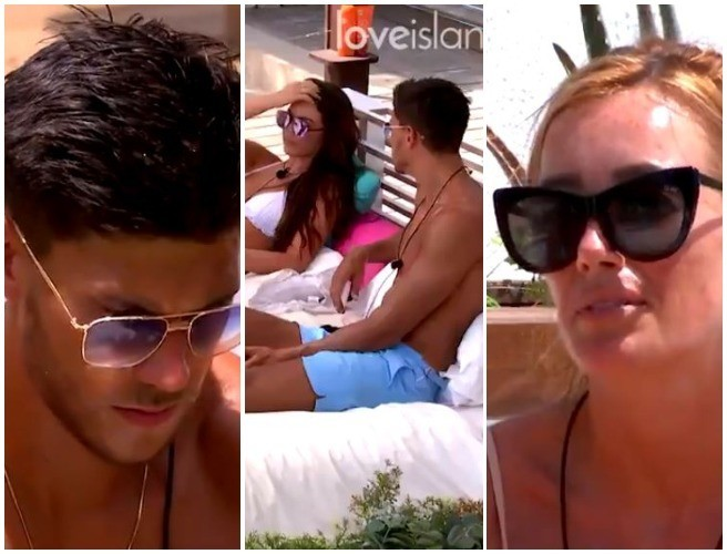 Watch A Teaser For Tonight's Episode Of Love Island