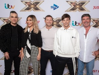 Robbie & Ayda Williams And Louis Tomlinson Join X Factor As Judges