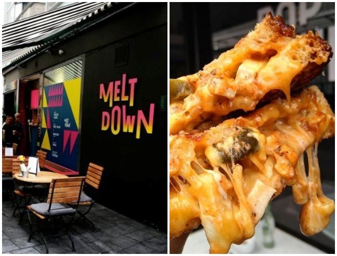 Meltdown Opens In Temple Bar
