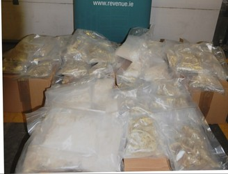 €3M Drugs Seized In Kilbarrack