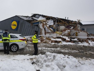 Looted Lidl To Re-open At The End Of August
