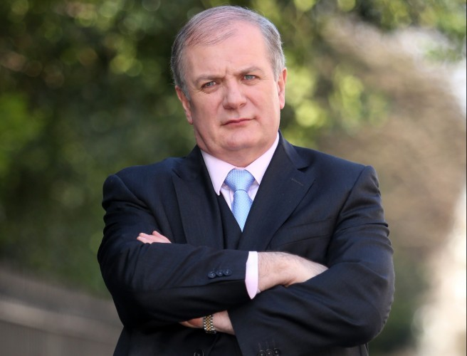 Gavin Duffy Is The Fourth Person To Officially Enter The Presidential Race