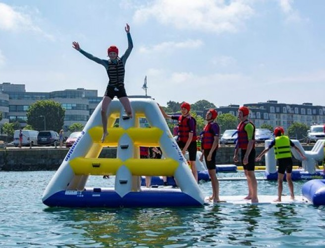 Win Passes To Harbour Splash In Dun Laoghaire