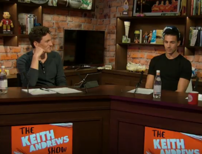 WATCH | The Keith Andrews Show is back!!!
