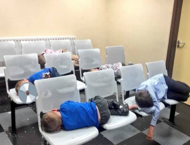 We Talk To The Mother Whose Children Slept In Garda Station