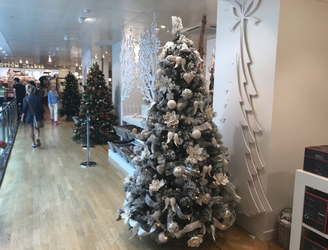 Brown Thomas Getting Ready For Christmas In August