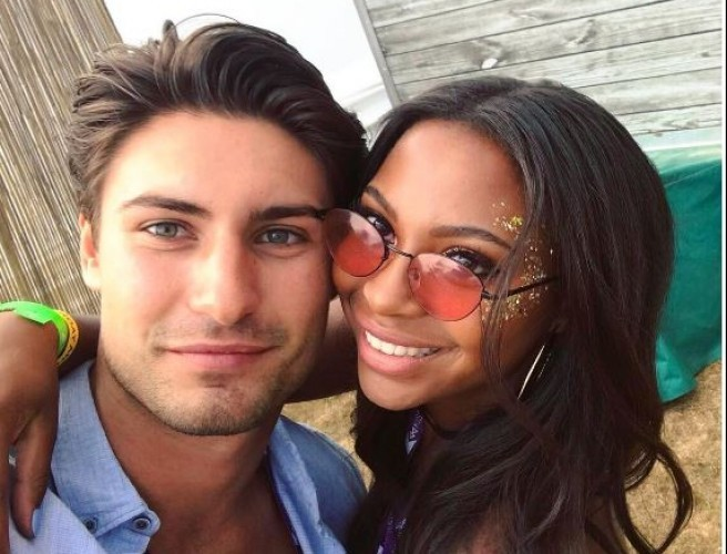 Love Island's Samira Mighty And Frankie Foster Split