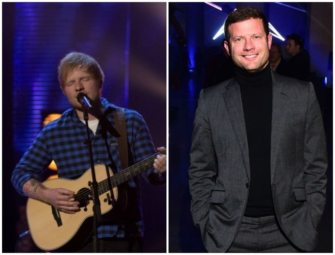 Ed Sheeran & Dermot O'Leary Star In New Tourism Ireland Video