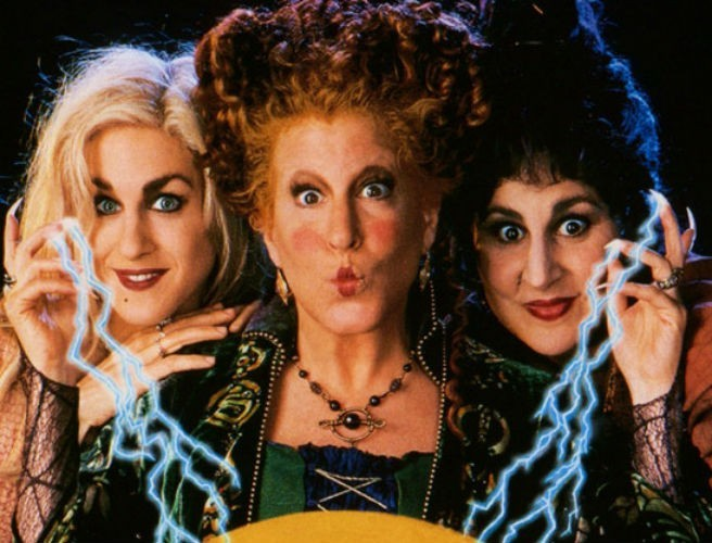 Hocus Pocus To Be Screened At Drive-In Cinema This Halloween
