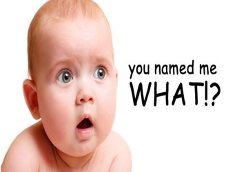 Parents Reveal Hilarious Ways They Came Up With Baby Names!