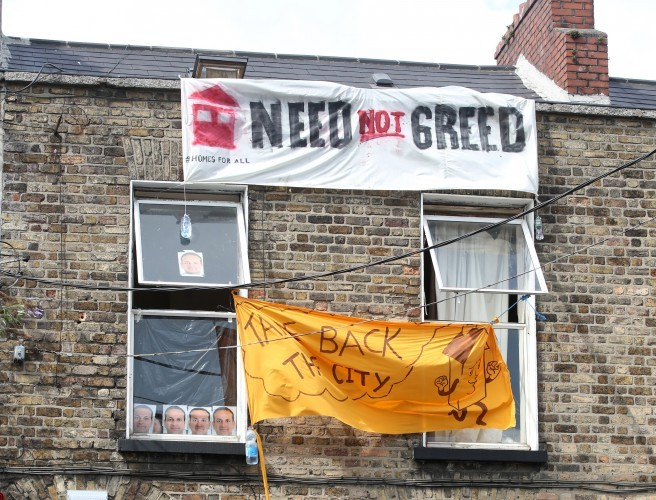 Housing Activists Leave Ballybough Property Following Court Order