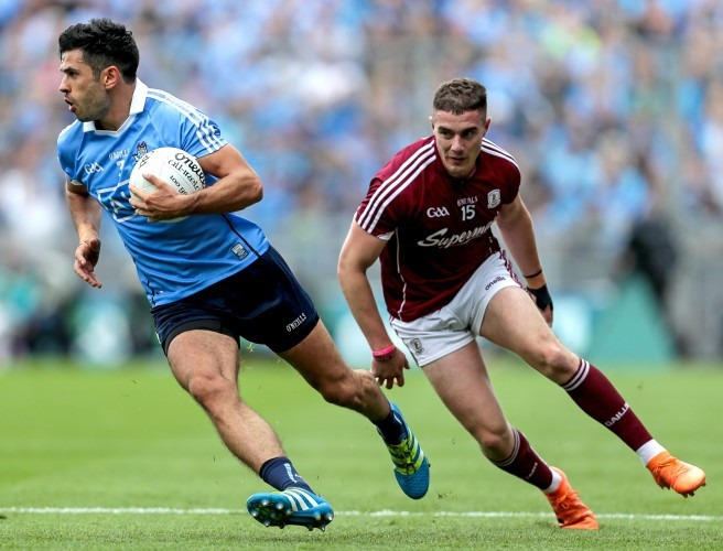 Cian O'Sullivan should be fit in time for the All Ireland final