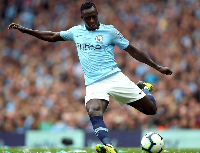 Benjamin Mendy, Manchester City