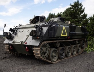 Here's How You Can Drive A Tank With 98FM's Big Breakfast