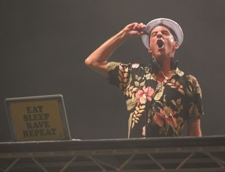 Fatboy Slim Announces 3Arena Gig