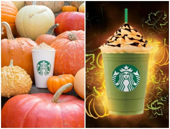 Starbucks Is Releasing A New Pumpkin Frappuccino Inspired By Wicked