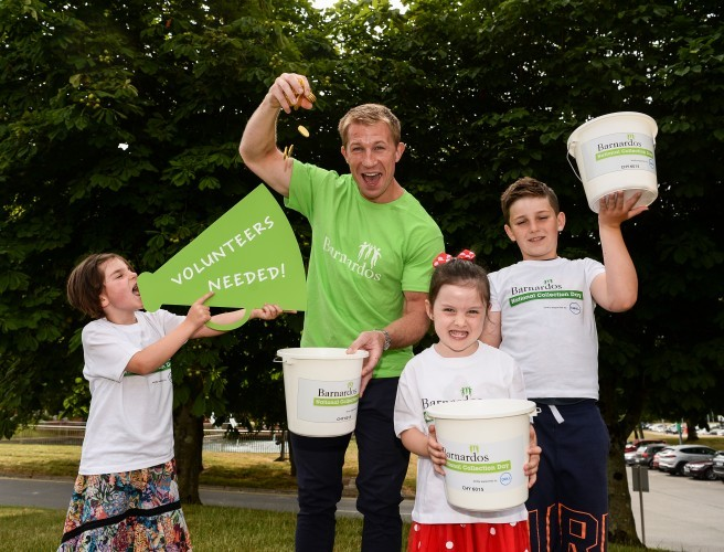 Barnardos National Collection Taking Place This Friday