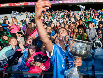 Sinead Finnegan: Dublin Ladies 'busted' their arses' to win for each other