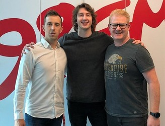 98FM's Big Breakfast Chat With Dean Lewis