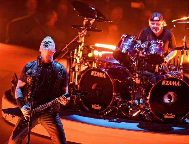 Metallica Rumoured For Slane 2019