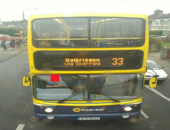 Horror Over Incident With Autistic Teen On Dublin Bus