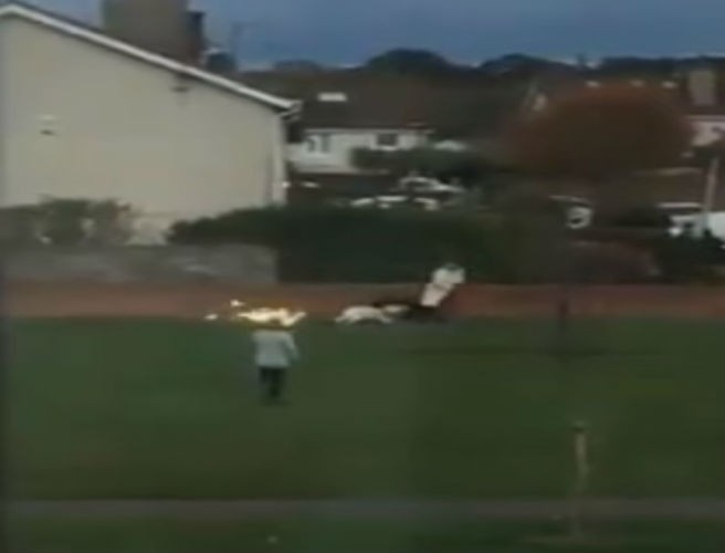 Dubliners On Edge After Disturbing Rathfarnham Footage