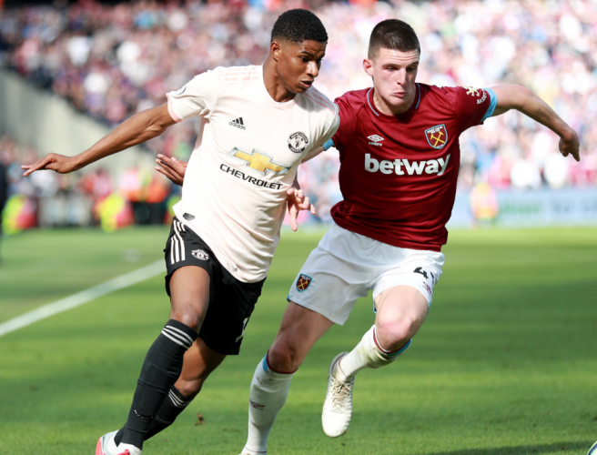 """He's got to do what is best for him!"" - John Giles' sympathy for Declan Rice"
