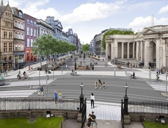 College Green Plaza Plans Are Dead