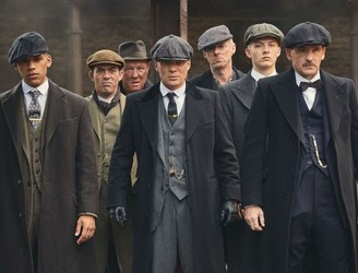 New Star For Peaky Blinders