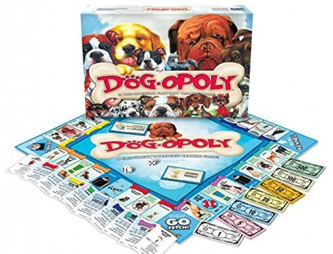 You Can Buy A Dog Version Of Monopoly