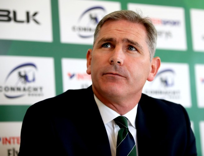 """It was a difficult year for everyone involved"" - Connacht Rugby CEO on Keane era and Sportsground plans"