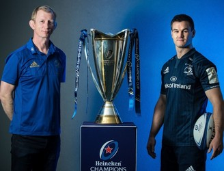 Leinster, Leo Cullen, Johnny Sexton