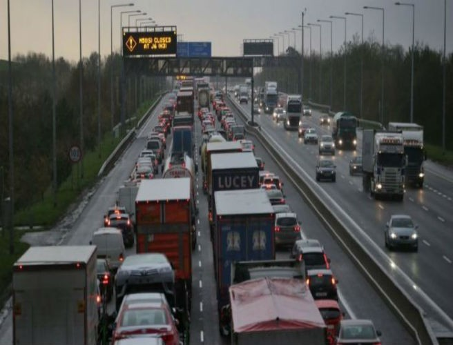 "Dublin Woman Describes ""Nightmare"" Experience On M50"