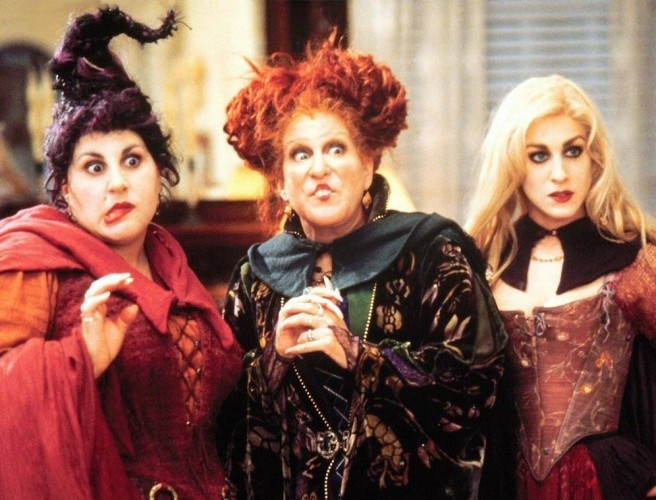 Cast Of Hocus Pocus Reunite For Film's 25th Anniversary