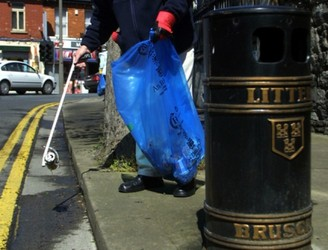 Dublin Gleaming With One Of Its Best Litter Survey Results