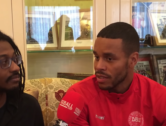 Team 33 | Denmark's Mathias Jorgensen on Shane Long, his nickname and scoring at the World Cup