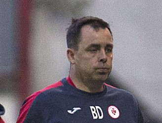 Sligo Rovers, Brian Dorrian
