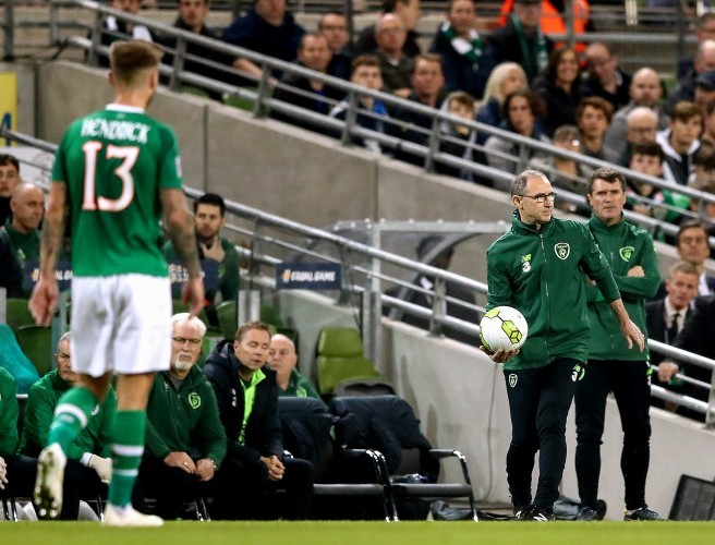 """It's been a circus"" - Keith Andrews bemoans ""disastrous"" 12 months for Ireland"