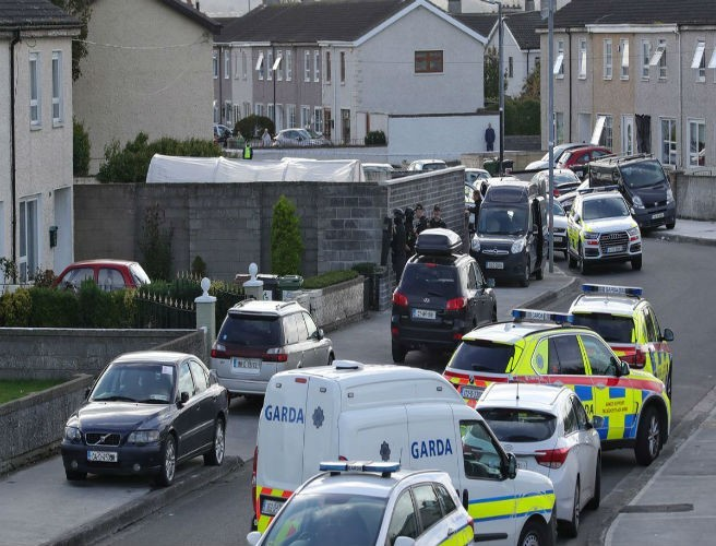 Terrifying Details Of Armed Barricade In Dublin West
