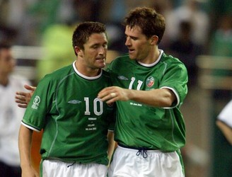 Kevin Kilbane wants Robbie Keane to be involved with Ireland management