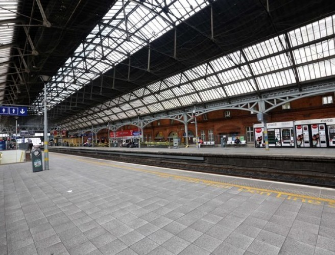Pearse Station Roof Renovation To Cause Major Rail Disruption