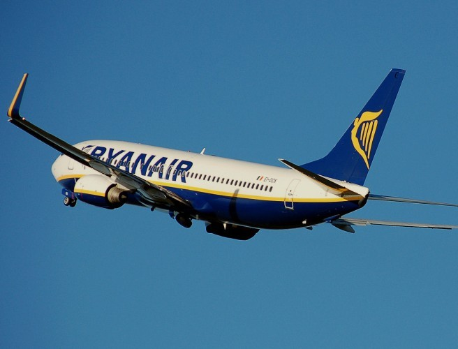 Ryanair Launches Sale With Flights From €9.99