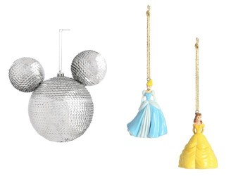 Take A Look At Penneys' Disney Christmas Baubles